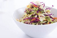 Greek Cole Slaw- No mayo