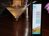 Olive Oil Cocktails