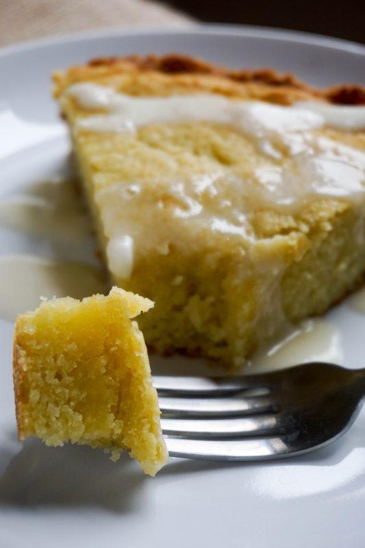 Keto Olive Oil Cake